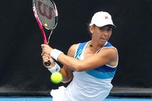 Marina Erakovic of New Zealand. Photo / Getty Images