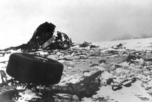 The 1979 Erebus crash, which killed 257 people, is New Zealand's worst aviation accident. Photo / Supplied