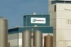 Fonterra dairy factory. Photo / NZPA