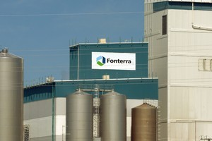 Fonterra dairy factory. Photo / NZPA