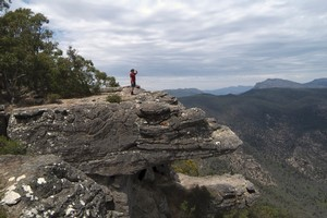 There is great rock climbing to be had in Grampians National Park, two hours' drive west of Melbourne. Photo / Thinkstock