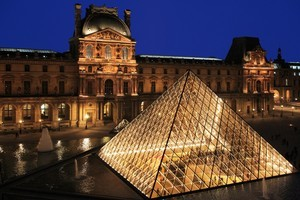 The Louvre in Paris is the world's most-visited museum with a record 8.8 million visitors last year. Photo / Thinkstock