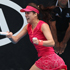 Sorana Cirstea of Romania plays a shot in her match against Flavia Pennetta of Italy during day one of the 2012 ASB Classic. Photo / Getty Images