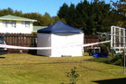Police dig in Tokoroa in relation to a 44 year old cold case New Zealand Herald. Photo / Christine Cornege.