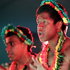 Performers at the opening night of Pasifika Festival 2012. Photo / Sarah Ivey