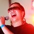Lole Usoali performs at Pasifika Festival. Photo / Doug Sherring
