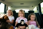 When is it okay to leave kids in the car? Photo / Thinkstock
