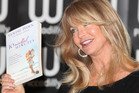 For movie star Goldie Hawn inner peace has become her international mission. Photo /  Getty Images