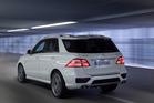 Mercedes-Benz ML63 AMG. Photo / Supplied