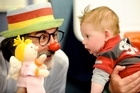 Wellington performers are sought to help spread some cheer to children at Wellington Hospital. Photo / supplied