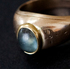 Mother's antique ring. Photo / Babiche Martens