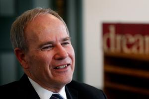 Mayor Len Brown. Photo / NZ Herald