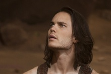 Taylor Kitsch stars in a scene from the movie John Carter. Photo / Supplied