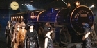 Watch: All aboard for Louis Vuitton at Paris Fashion Week