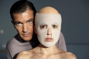 Antonio Banderas plays obsessive plastic surgeon Robert Ledgard oin The Skin I Live In. Photo / Supplied