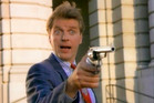 TV's Sledge Hammer was famous for the catchphrase 'trust me, I know what I'm doing'. Photo / Supplied
