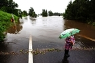 More than 160mm of rain has fallen in some parts of Queensland since Sunday morning. Photo / Getty Images, BestPix