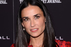 Actress Demi Moore who recently returned home from rehab, is reportedly now 'in a much better place'. Photo / AP