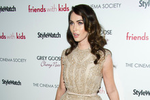 Megan Fox and husband Brian Austin Green keep a rule to 'not watch each other's stuff'. Photo / AP