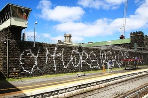 Mt Eden Prison. Photo / Martin Sykes