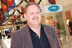 Evan Harris, Colliers International Property Management. Photo / Supplied