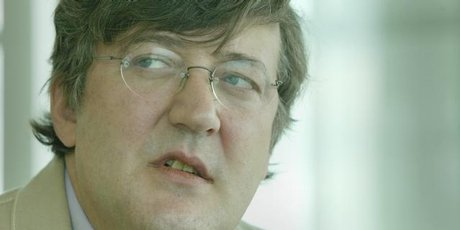 Stephen Fry was talking about what most of New Zealand already knows - our broadband is terrible. Photo / Paul Estcourt
