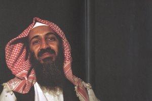 Osama bin Laden. Photo / Supplied