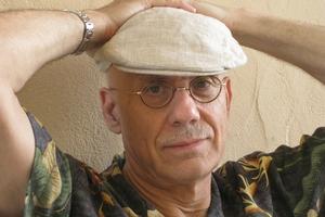 American crime writer James Ellroy. Photo / Lisa Staff