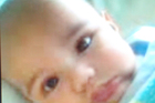 Baby Cezar Taylor died after being violently shaken by his mother's new partner. Photo / Supplied
