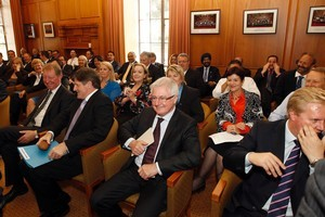 Four fifths of National Party ministers are currently electorate MPs. Photo / Mark Mitchell