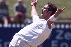 Former Black Caps all-rounder Chris Cairns wants the High Court in London to clear his name. Photo / Mark Mitchell