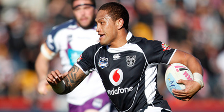 Manu Vatuvei. File photo / Wayne Drought