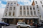 A building on O'Connell Street, Auckland. Photo / Supplied