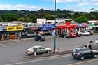 The Huapai strip has five shops and two offices. Photo / Supplied