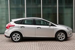 Ford Focus Trend diesel. Photo / Supplied