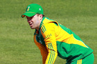 AB de Villiers. Photo / Getty Images