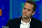 Former TV star Kirk Cameron called homosexuality 'unnatural' in a TV interview. Photo / Supplied
