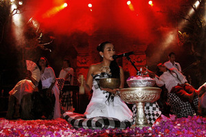 BaliSpirit Festival. Photo / Supplied
