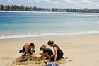 Shelly Beach plus sunshine equals summer at its sweetest. Photo / Tourism NSW