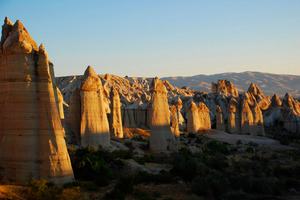 Cappadocia's rock houses and rock formations. Photo / Supplied