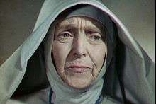 A scene from Black Narcissus.