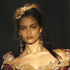 A model wears a creation by designer Vivienne Westwood as part of the Fall-Winter, ready-to-wear 2013 fashion collection, during Paris Fashion week. Photo / AP