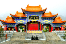 A temple in China's Yunnan Province. Photo / Thinkstock