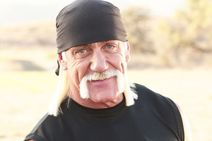 Hulk Hogan is outraged over the release of a sex tape - but he doesn't know who the girl in the video is.