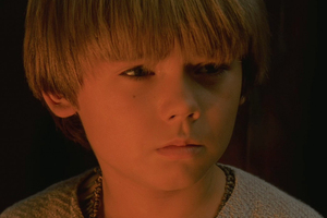 Jake Lloyd stars as a young Anakin Skywalker in Star Wars: Episode One - The Phantom Menace.