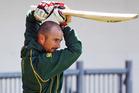 Kruger van Wyk will make his test debut tomorrow. Photo / Paul Taylor Photo / Paul Taylor
