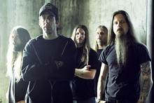 Lamb of God won't be playing in Auckland tomorrow night. Photo / Supplied