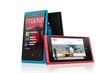 Nokia and Microsoft's great smartphone hope - the Windows-powered Lumia 800. Photo / Supplied