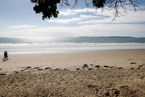 Orewa Beach. Photo / Sarah Ivey