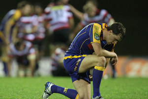 The Otago Rugby Union has until Friday to stave off liquidation. Photo - Getty Images